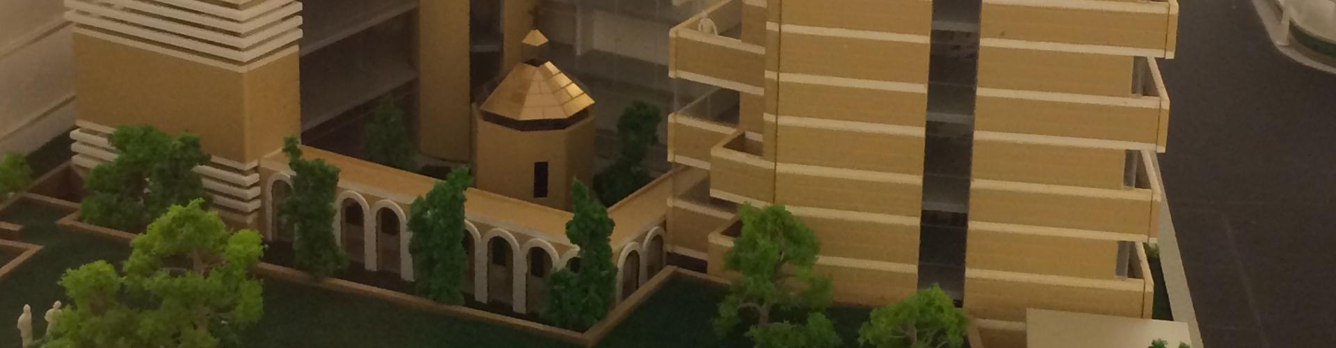 Projet de construction du Séminaire Redemptoris Mater du Liban pour la nouvelle évangélisation.
